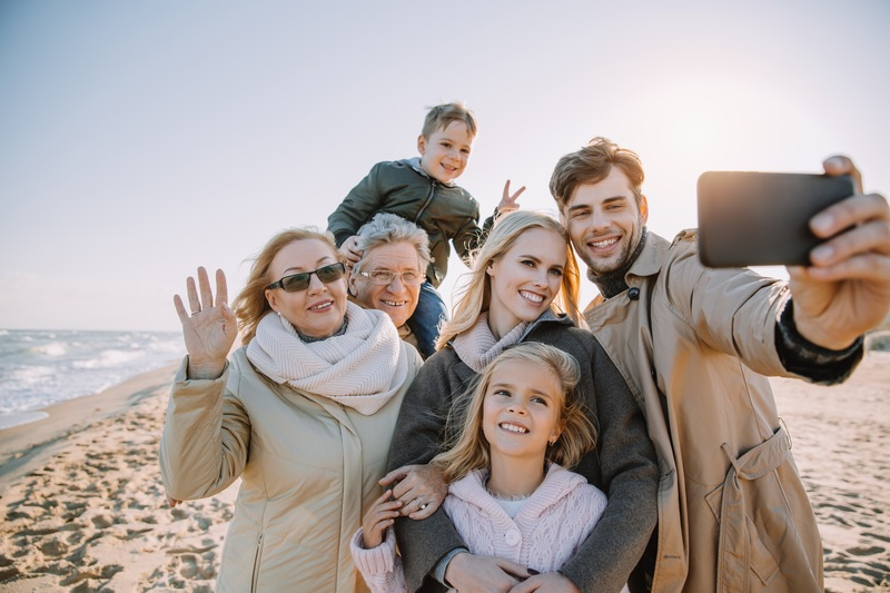 Vacation Ideas for Multi-Generational Travel